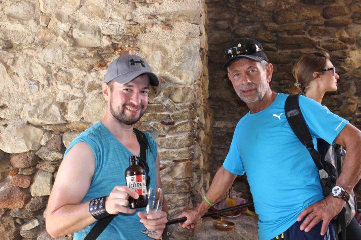 Wanderung nach Posada