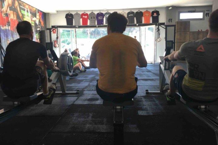 CrossFit Urlaub in Fuengirola
