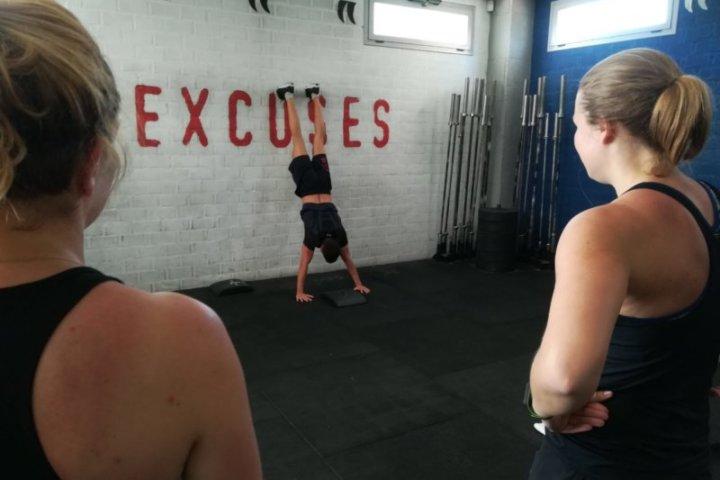 Technik verbessern und neue Übungen lernen