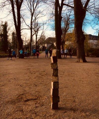 Teamchallenge beim Osterwochenende in Düsseldorf