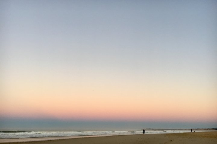 Sunrise Jogging in Conil