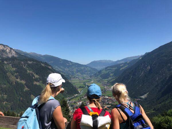 Fitnessreise Österreich