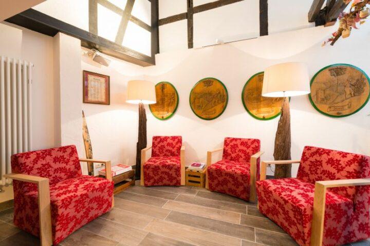 Sauna Wellness Hotel Halfenstube