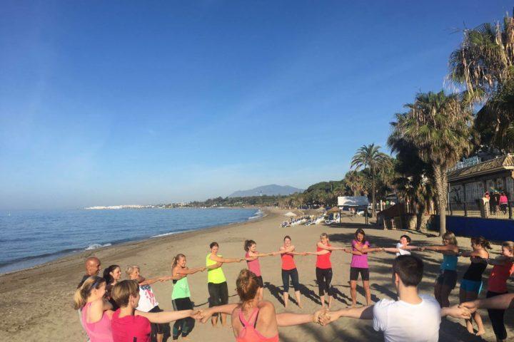 Fitnessurlaub im Süden Spaniens