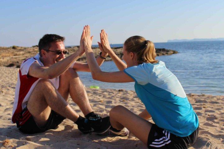 Sporturlaub auf Mallorca mit jede Menge Teamspirit