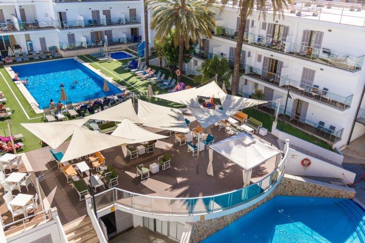 Eix Hotel Alcudia - Poolbereich