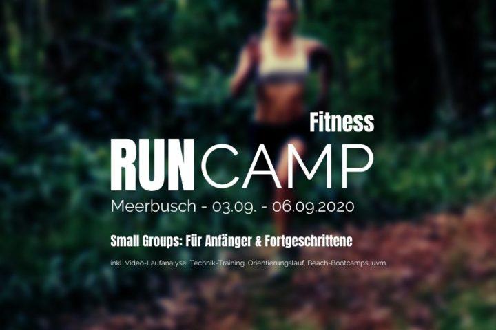 Laufcamp in Deutschland. Ein Laufcamp mit Kraft und Lauftraining in Deutschland