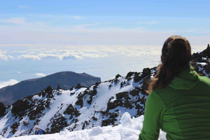 Teide Wanderung Teneriffa während deinem Fitnessurlaub auf Teneriffa