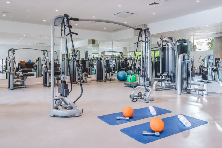 Hotel Bluesun Solline - Fitnessraum