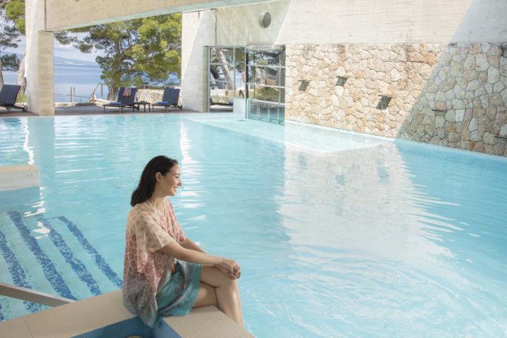 Hotel Bluesun Solline-  Outdoor Pool