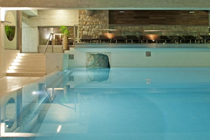 Hotel Bluesun Solline - Indoor Pool
