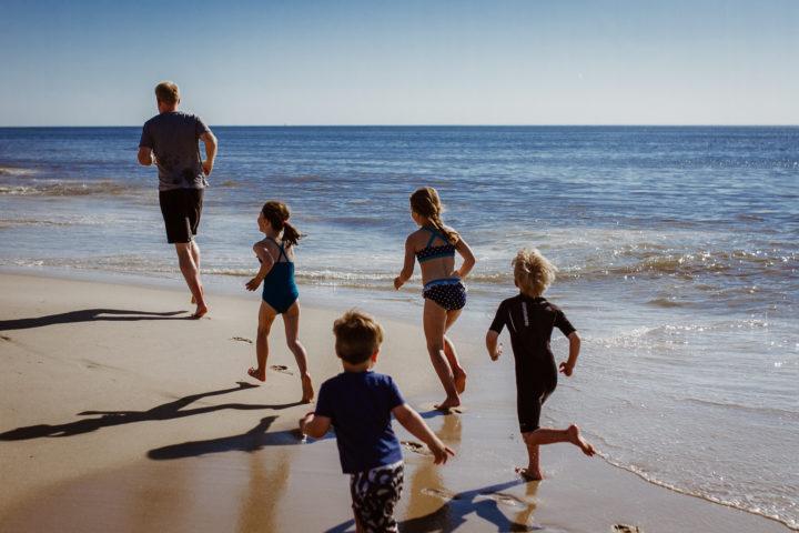 Sylt Klaarstrand Familienreisen Beach