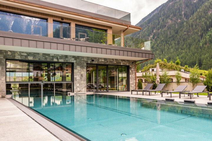 Hotel Berghof Mayrhofen