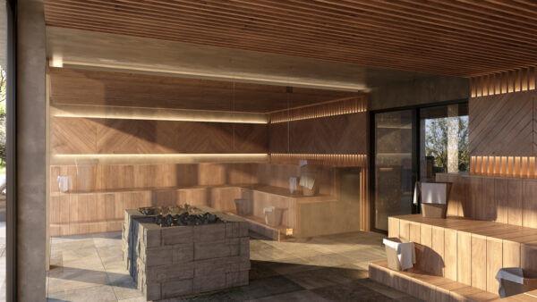 Umbauten Hotel Berghof