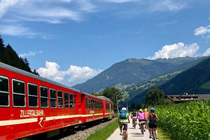 Bike Tour Mayrhofen