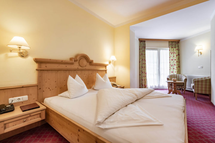 Zimmer Hotel Berghof Mayrhofen