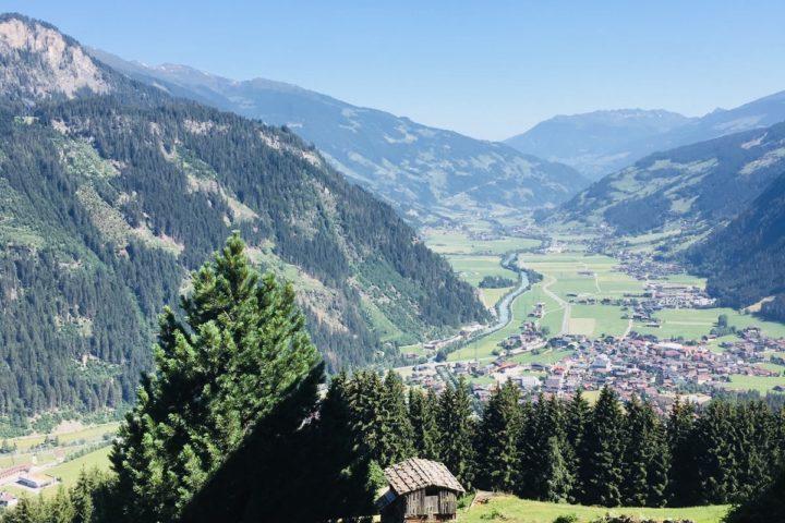 Wunderschönes Mayrhofen