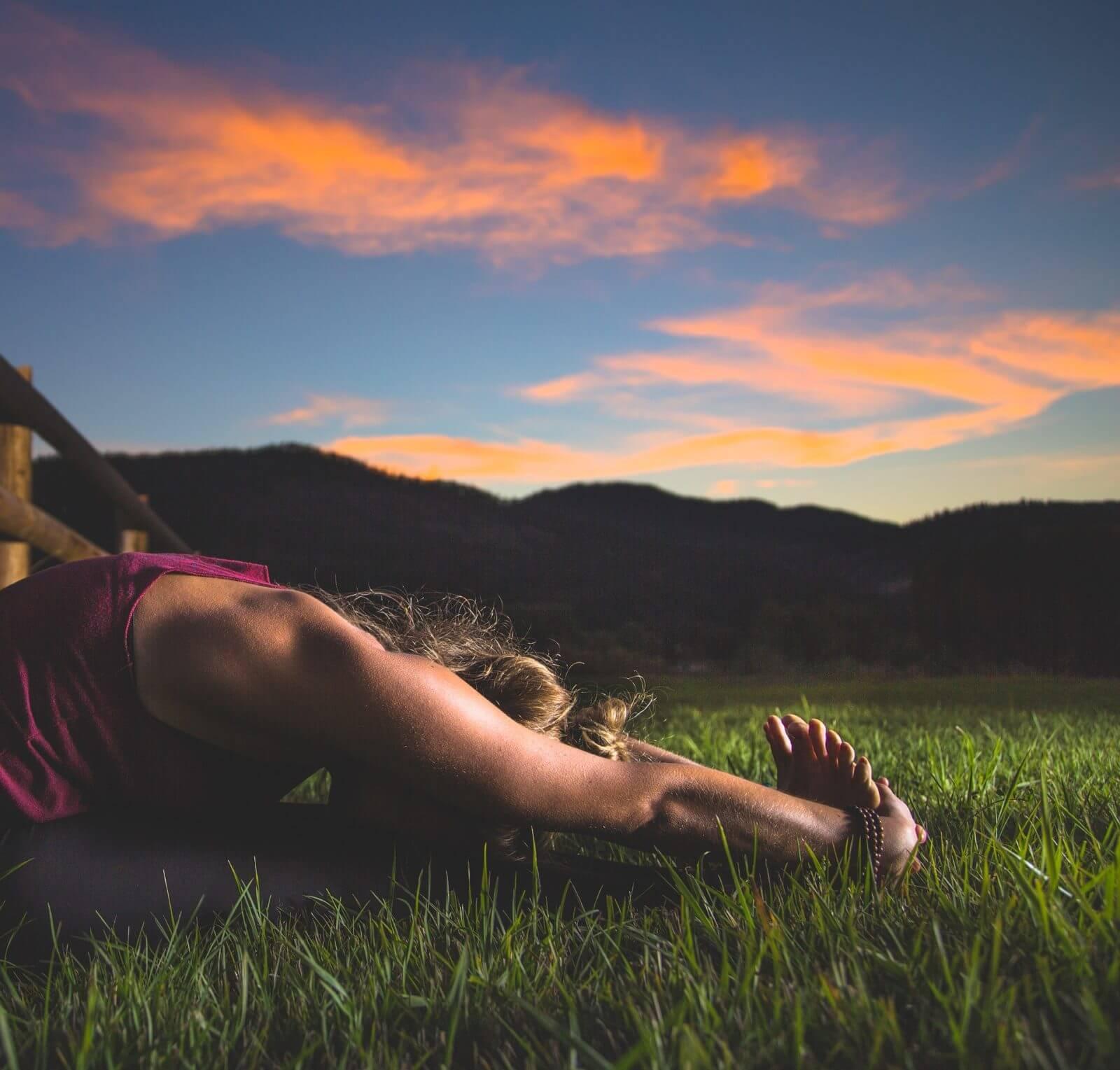 Yoga & Wandern an der Mosel