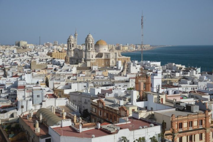 Cadiz in Andalusien