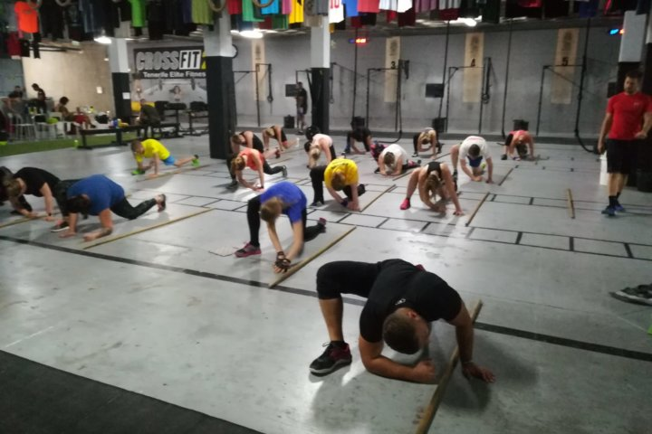 Mobilität Training - CrossFit Urlaub 2019