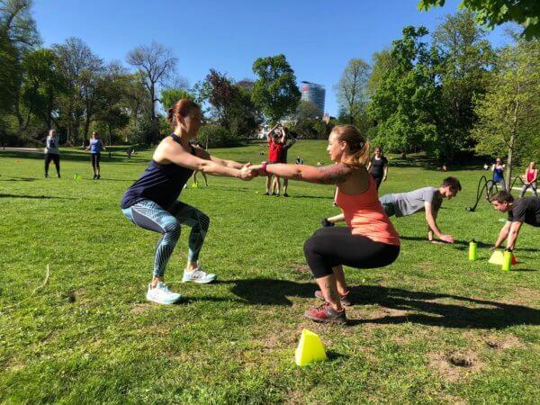 Fitnesswochenende mit mimind