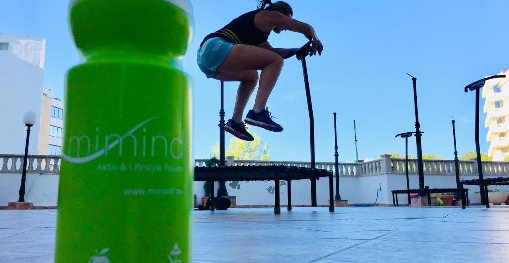 Fitness & Jumping auf Mallorca