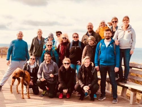 Fitnessreise Deutschland - Sylt