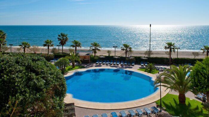 Unser Hotel - Hotel IPV Palace & Spa in Fuengirola