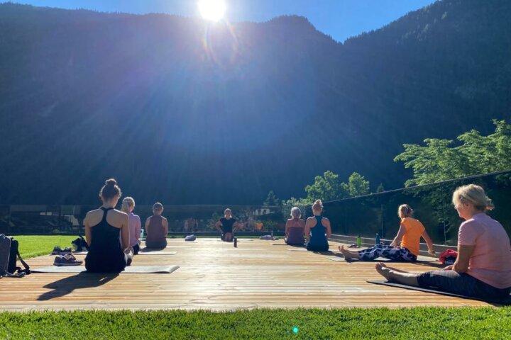 Fitnessurlaub Österreich - Yoga