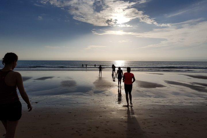 Aktivurlaub 2018: Zum Abschluss geht´s in den Atlantik