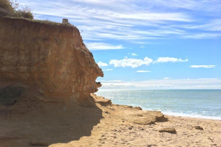 Conil de la Frontera - Strandwanderung 2018