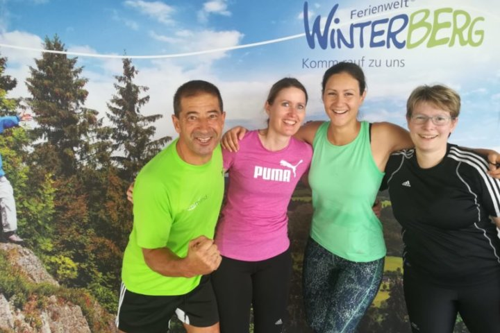 Fitnesswoche Winterberg Aug 2018