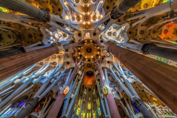Sagrada Familia Barcelona