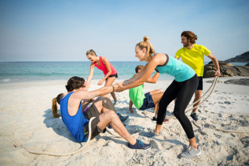 Fitness & Spaß auf Kreta