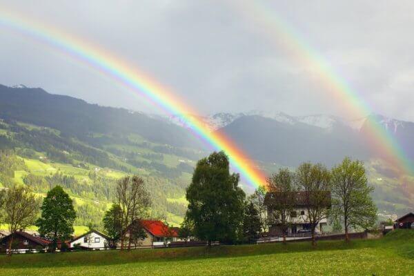Mayrhofen - Traumhafte Umgebung