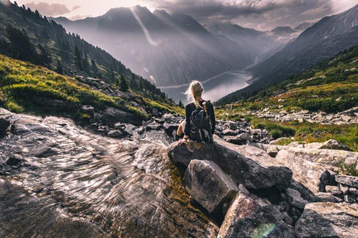 Wanderurlaub - Wandern Transalp